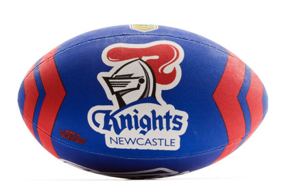 Steeden Newcastle Knights 2018 NRL - Ballon de Rugby à 13