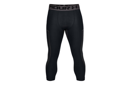 Under Armour HeatGear Armour Graphique - Collant de Compression 3/4