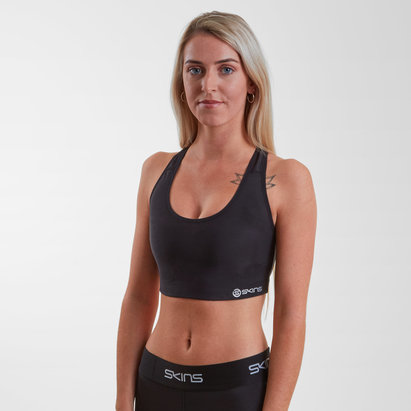 Skins SKINS DNAmic Team - Haut Crop de Compression Femmes