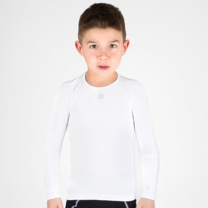 SKINS DNAmic Team - Haut de Compression M/L Enfants