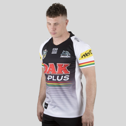 Classic Sportswear Penrith Panthers 2018 NRL - Maillot de Rugby Alterné