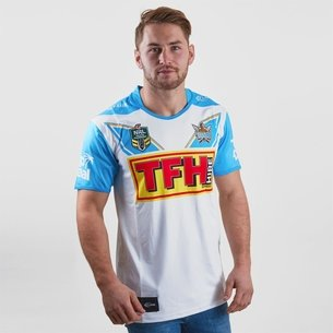 Classic Sportswear Gold Coast Titans 2018 NRL - Maillot de Rugby Alterné