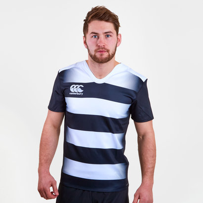 Canterbury Challenge - Maillot de Rugby Rayé