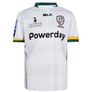 BLK London Irish 20/21 Away Shirt