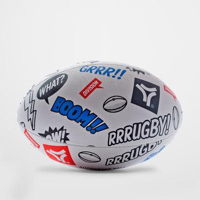Rugby Division Hammer - Ballon Entraînement de Rugby Graphique