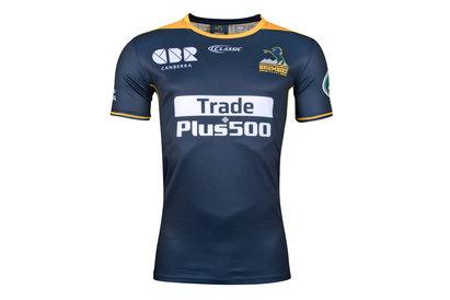 Classic Sportswear Brumbies 2018 NRL - T-Shirt Entraînement Super Rugby Joueurs