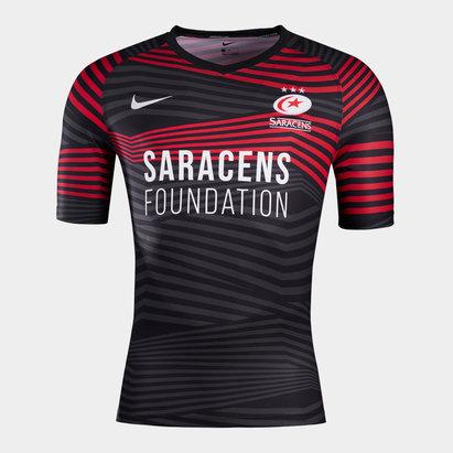 Nike Saracens Home Jersey Mens