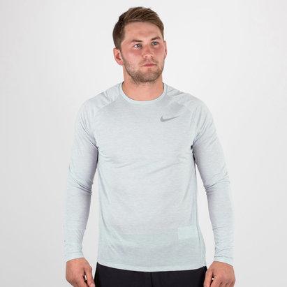 Nike Breathe Tailwind - Haut de Course M/L