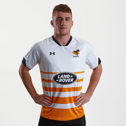 Under Armour Wasps 2018/19 - Maillot de Rugby Réplique Alterné