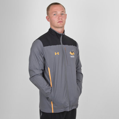 Under Armour Wasps 2018/19 - Veste Voyage Rugby Joueurs