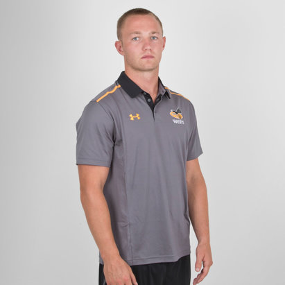 Under Armour Wasps 2018/19 - Polo de Rugby Joueurs