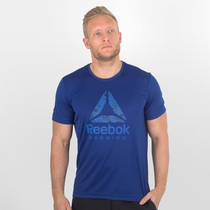 Reebok Run Graphic - T-shirt