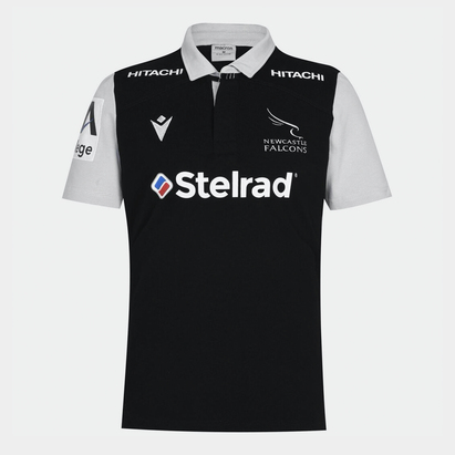 Macron Newcastle Home Cotton Jersey Mens