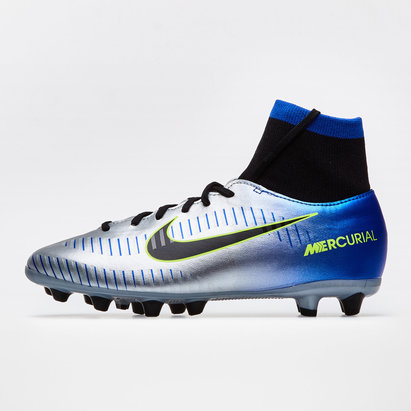 Nike Mercurial Victory VI D-Fit Neymar AG Pro - Crampons de Foot Enfants