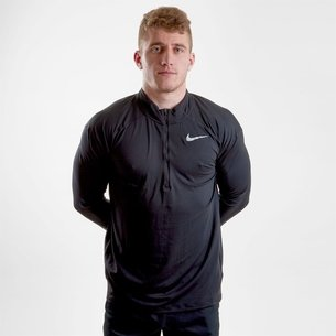 Nike Dry Element 1/2 Zip - Maillot de Course