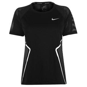 Nike Dry Miler - T-Shirt de Course Femmes 8525eedc7a1