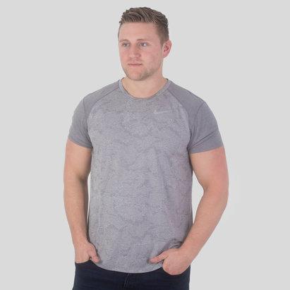 Nike Dry Miler - T-Shirt de Course