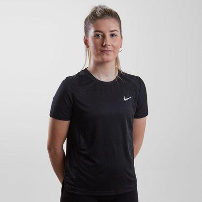 Nike Miler - Tshirt de Course Femmes