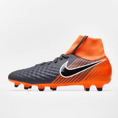 Nike Magista Obra II Academy D-Fit FG - Crampons de Foot
