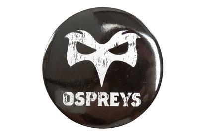Team Ospreys Rugby Grand Badge Rond Générique