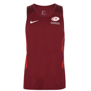 Nike Saracens 20/21 Training Singlet Mens