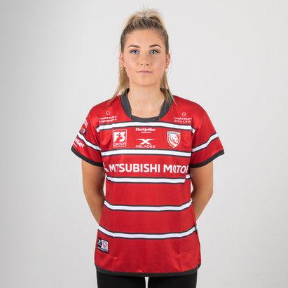 X Blades Gloucester 2018/19 - Maillot de Rugby Réplique Domicile Femmes