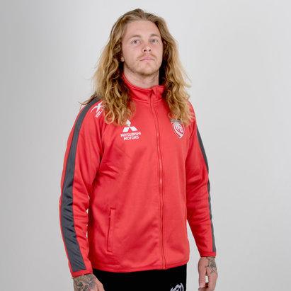 X Blades Gloucester 2018/19 - Veste de Rugby Présentation Joueurs