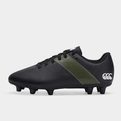 Canterbury Phoenix 3.0 Plus Junior FG Rugby Boots
