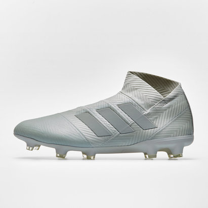 adidas Nemeziz 18+ 360 Agility, Crampons de Football, Terrain sec