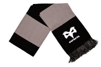 Ospreys - Echarpe de Rugby Supporter Brodée