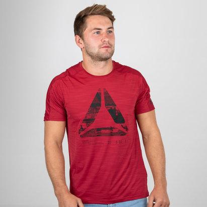 Reebok Activchill Graphic Move - Tshirt d'Entraînement