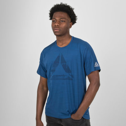 Reebok Activchill Graphic Move - Tshirt Entraînement