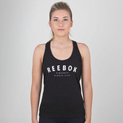 Reebok Débardeur d'entrainement Graphic pour femmes
