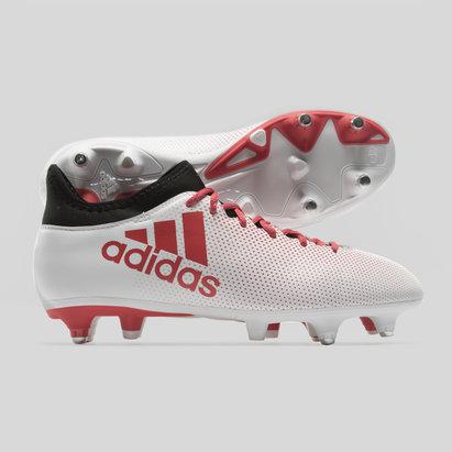 adidas X 17.3 SG - Crampons de Foot