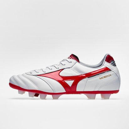 Mizuno Morelia II MD FG - Crampons de Foot