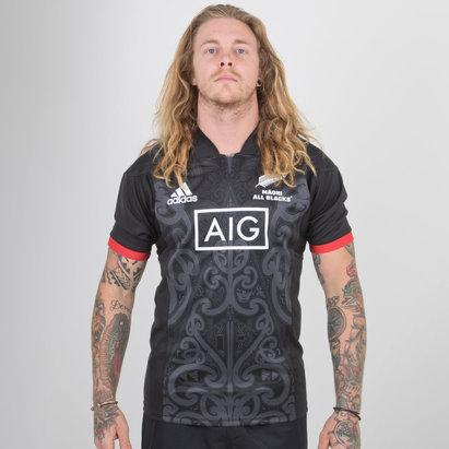 adidas Nlle Zélande Maori All Blacks 2018 - Maillot de Rugby