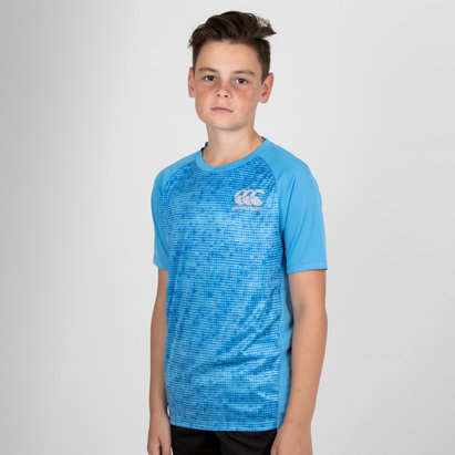 Canterbury Vapodri - Tshirt Graphic Superlight Enfants