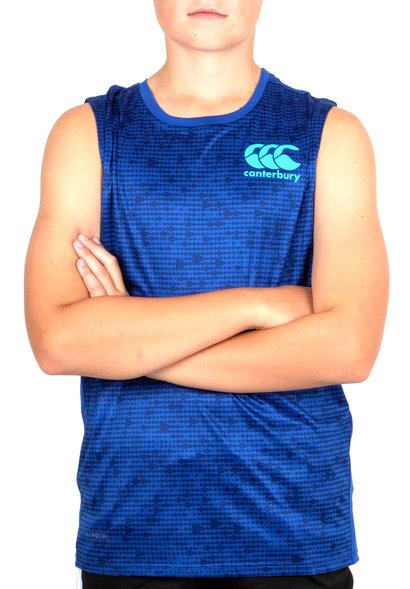 Canterbury Vapodri Poly Superlight - Tshirt Entraînement Adolescents