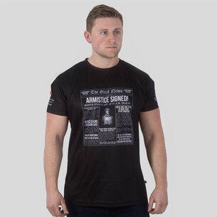 Samurai Armée Britannique WWI - Tshirt de Rugby Titres Commémoratifs