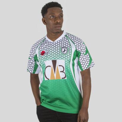 Samurai Nigeria 7s 2017/18 6 - Maillot de Rugby Réplique Domicile
