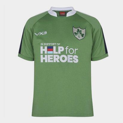 VX-3 Help 4 Heroes Ireland Short Sleeve Jersey Mens