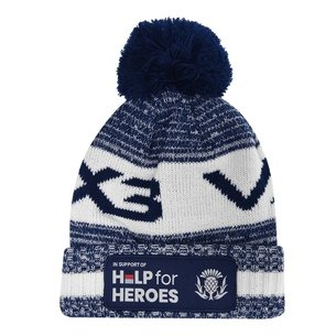 VX-3 Help For Heroes Scotland Bobble Hat Mens
