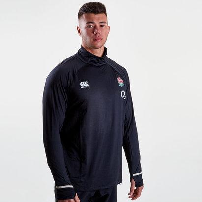Canterbury Angleterre 2018/19 - Haut Entraînement Élite Première Épaisseur Joueurs