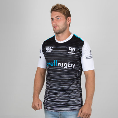 Canterbury Ospreys 2018/19 - Maillot de Rugby Pro Domicile