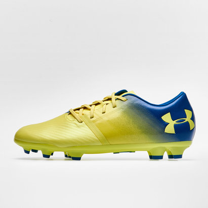 Under Armour Spotlight BL FG - Crampons de Foot