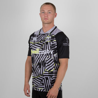 Canterbury Ospreys 2018/19 - Maillot de Rugby Pro 3°