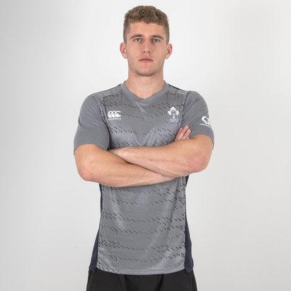Canterbury Irlande IRFU 2018/19 - Tshirt d'Entrainement Rugby Superlight