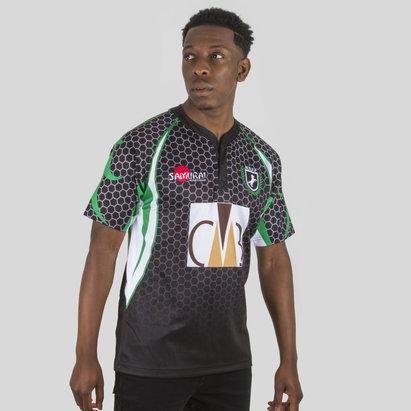 Samurai Nigeria 7s 2017/18 6 - Maillot de Rugby Réplique Alterné