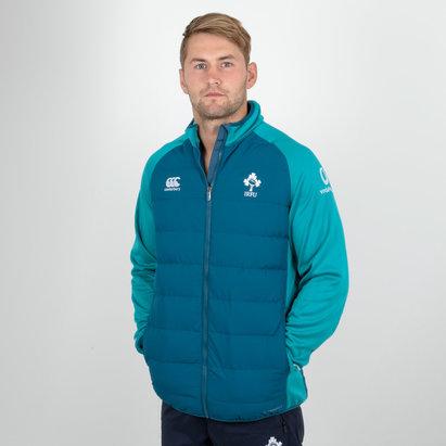 Canterbury Irlande IRFU 2018/19 - Veste de Rugby Hybride Joueurs