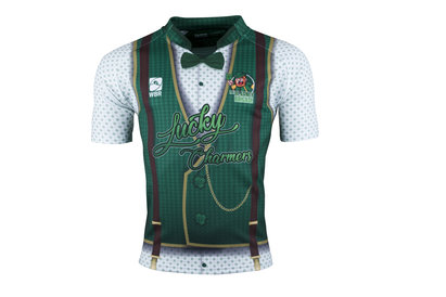 World Beach Rugby The Blarney Brigade 2018 - Maillot de Rugby Domicile